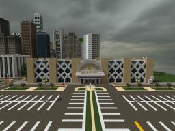 Modern Cinema | Theatre Minecraft Project