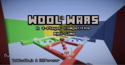 Wool Wars [Mini-Game] Minecraft Map & Project