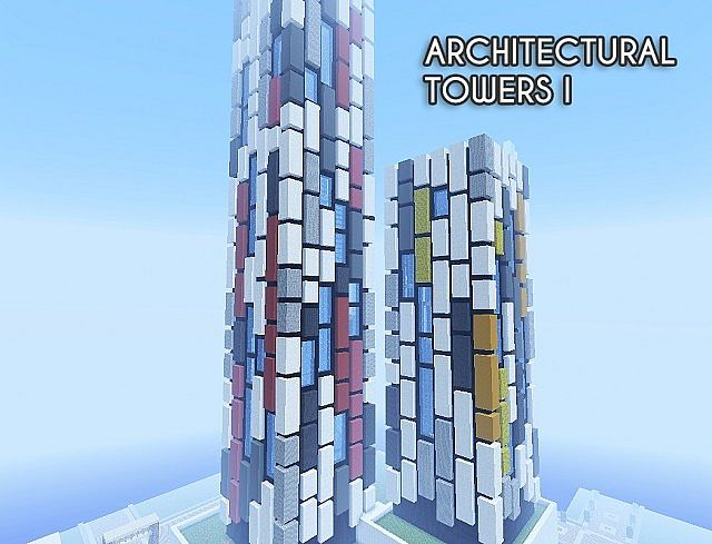 Towers I Minecraft Project
