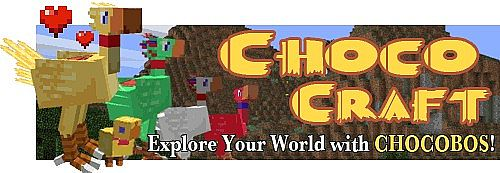 The Chococraft Banner
