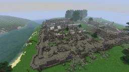Ruins Across Theron - Fractured Forge MC Minecraft Map & Project