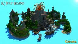 K'Tulu Island - Survival Games Map for Hypixel