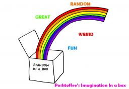 Imagination In A Box [Totally Random Yet Brilliant!] Minecraft Map & Project
