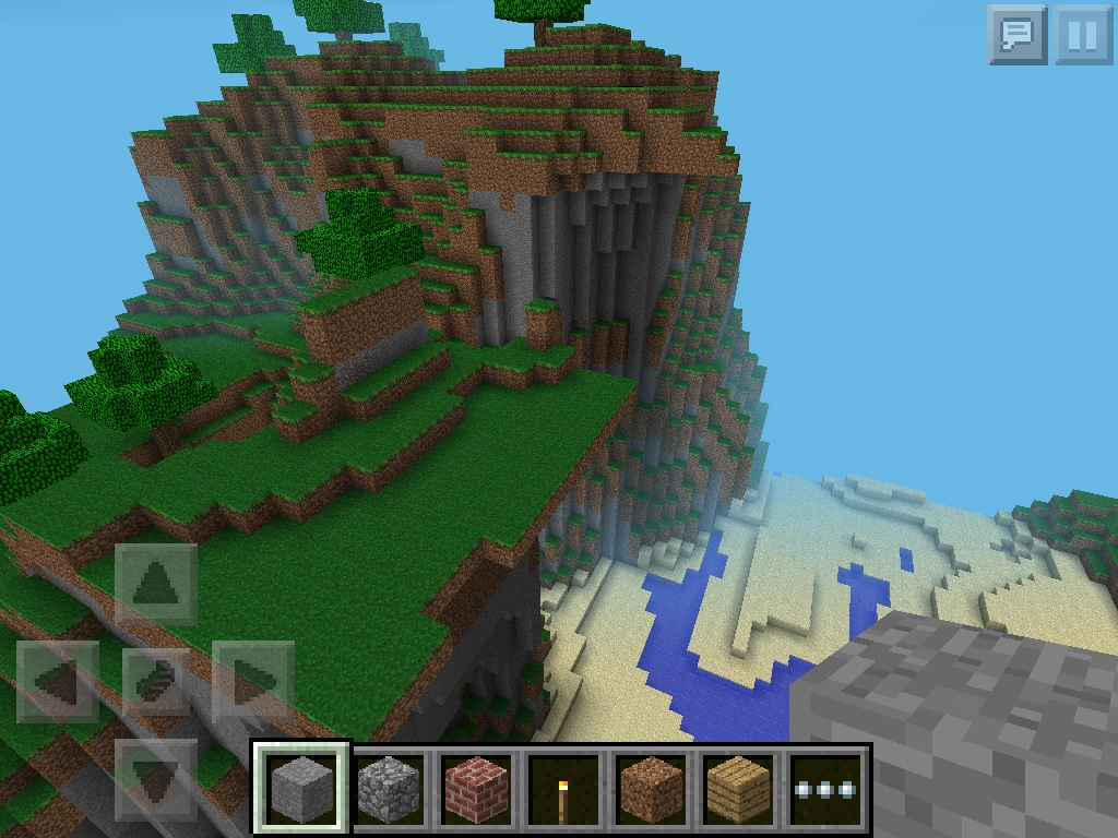 Minecraft PE Awesome Seed #5 Minecraft Blog