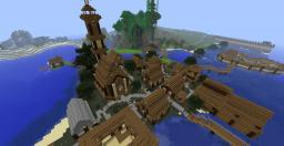 Medieval Craft Minecraft Map & Project