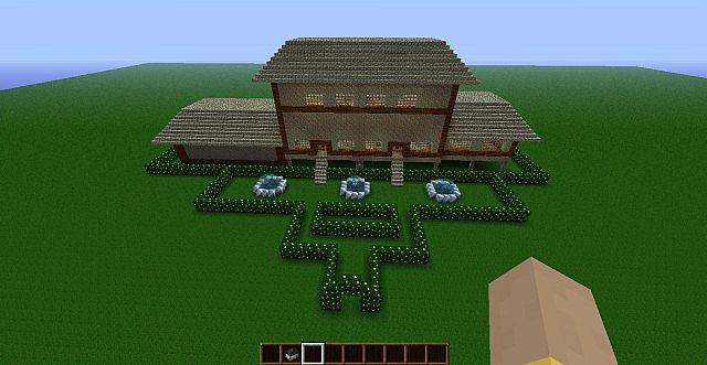 Creative Mode House Idea Minecraft Map