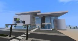 Modern Shopping Center Minecraft Map & Project