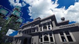 The Breakers - Vanderbilt Mansion [FULL INTERIOR] Minecraft Map & Project