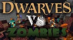 Dwarves VS Zombies - DvZ - 24/7 Minecraft Server