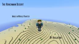 The Henchman Desert (Custom Terrain) Minecraft Map & Project
