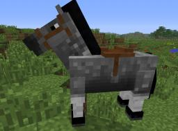 How to ride a horse in Minecraft (Funny) (Pop Reel) Minecraft Blog