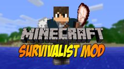 REALISTIC SURVIVAL MOD, IDEAL FOR SURVIVALISLAND showcase Minecraft Blog
