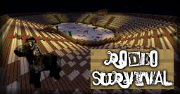 Rodeo ( Survival Map ) Full Minecraft Map & Project