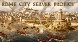Roman city Minecraft Project