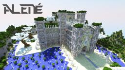Minecraft build - Alené (2 month project) Minecraft