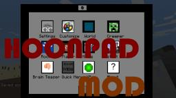 {1.6.2} {FORGE} HoonPad Mod V.1 A portable tablet device to carry around and use in Minecraft! Minecraft Mod