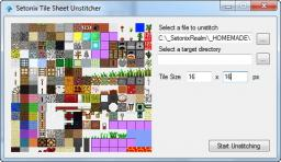 Image Unstitcher Minecraft Mod