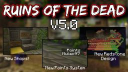 Ruins of the Dead Zombie Survival v5.1 [1.6.2] Minecraft Map & Project