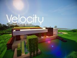 Velocity - Modern House Minecraft Map & Project