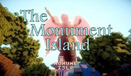 The Monument Island Minecraft Map & Project