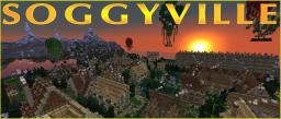 The City of SoggyVille Minecraft Map & Project