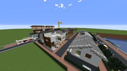 Samgladiator Yandere High Map Remake *NEW UPDATED VERSION* Minecraft Map & Project