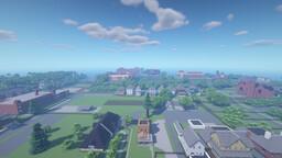 Muskingum University Campus Minecraft Map & Project