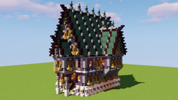 Mayor's House Minecraft Map & Project