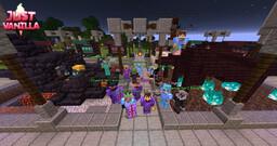 Just-Vanilla MC 7 years+ Minecraft Server