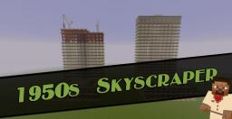 1950s Skyscraper by C_B_John Minecraft Map & Project