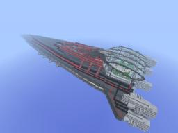 Space Spawn Minecraft Project