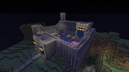 Castle-Mountain Defense Minecraft Project