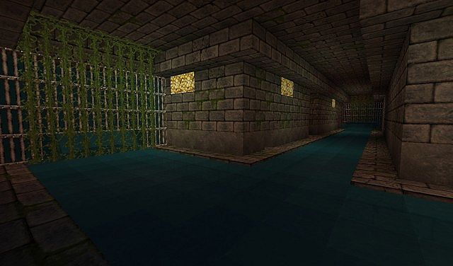 Resident Evil Raccoon City Adventure Map Minecraft Project