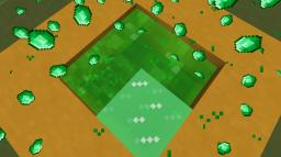 Emerald Rain [1.6.2] Minecraft Texture Pack