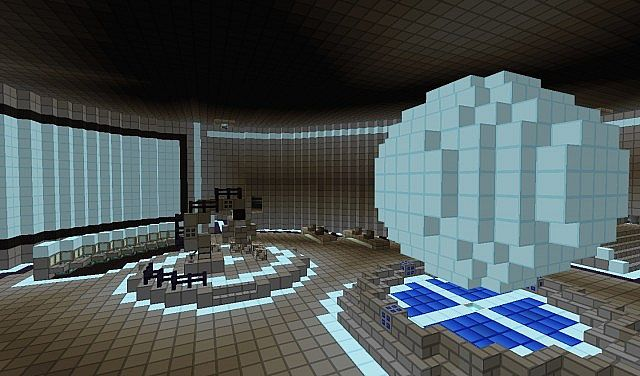 Xavier S School For The Gifted Minecraft Project
