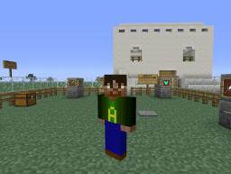 Aaron's Mob arena Minecraft Map & Project