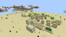 Above ground mineshafts Minecraft