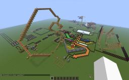 minigames world Minecraft Map & Project