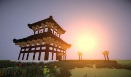 Japanese Pagoda Minecraft Map & Project