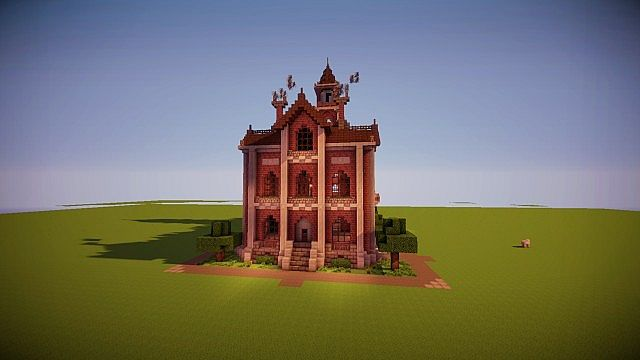 Gallery For Minecraft Town Hall Blueprints