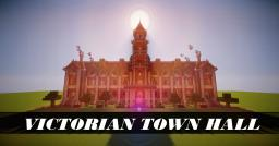 Victorian Town Hall Minecraft Map & Project