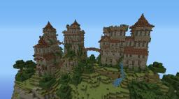 Mage Academy Minecraft Map & Project