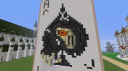 Royal Flush Minecraft