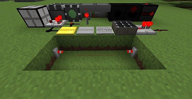 Redstone Items