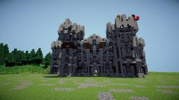 The Great castle of Arskin! A MrEpicCat build Minecraft
