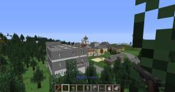BlockZ - a DayZ inspired DayZ Server [No Mods required] [Download (Server+Map)] Minecraft Map & Project