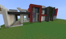Spawn By Areo Minecraft Map & Project