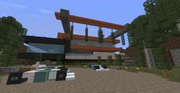 Levels - Minimalist house Minecraft Map & Project