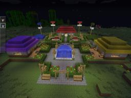 Pixelmon: Soul of fire (Adventure map) 5.0.4 (Rework comming soon) Minecraft Map & Project