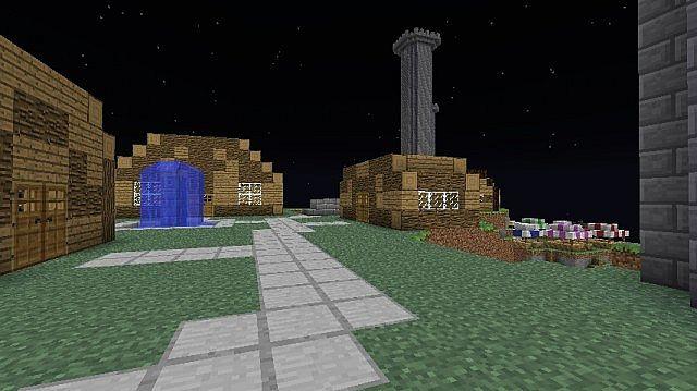 Huge Minecraft Kingdom Minecraft Project